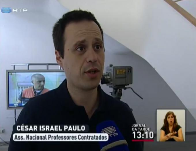 ANVPC CÉSAR ISRAEL PAULO PROFESSORES CONTRATADOS
